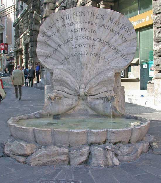 Bernini - Fountain of bees