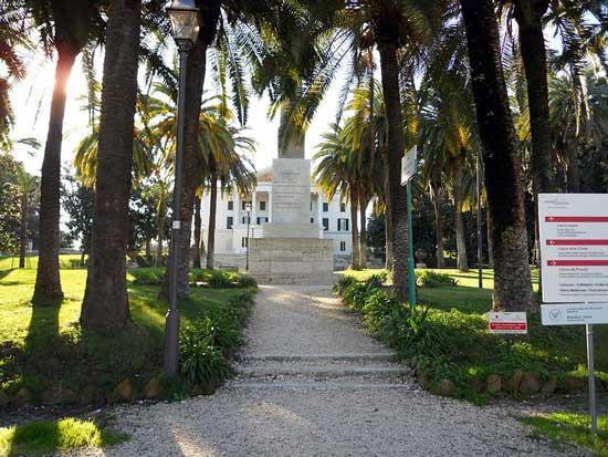Villa Torlonia - Ingresso