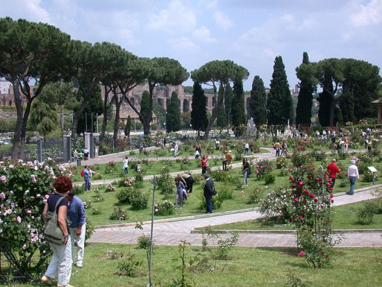 Roma - Roseto Comunale