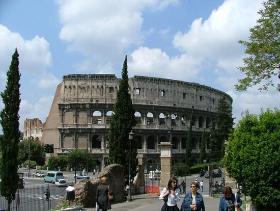 vacanza a roma