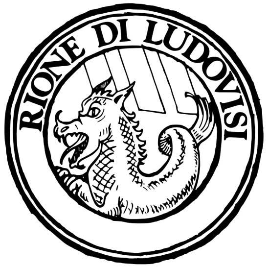 Simbolo del rione Ludovisi