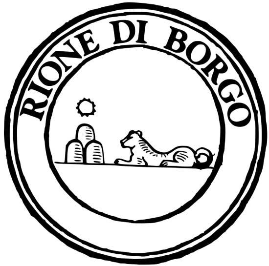 Simbolo di Borgo