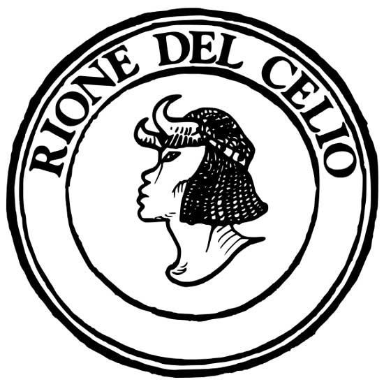 Stemma del Celio - Roma